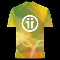 firmenlauf t-shirt mit logo