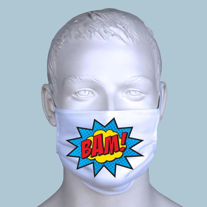 BAM! Maske