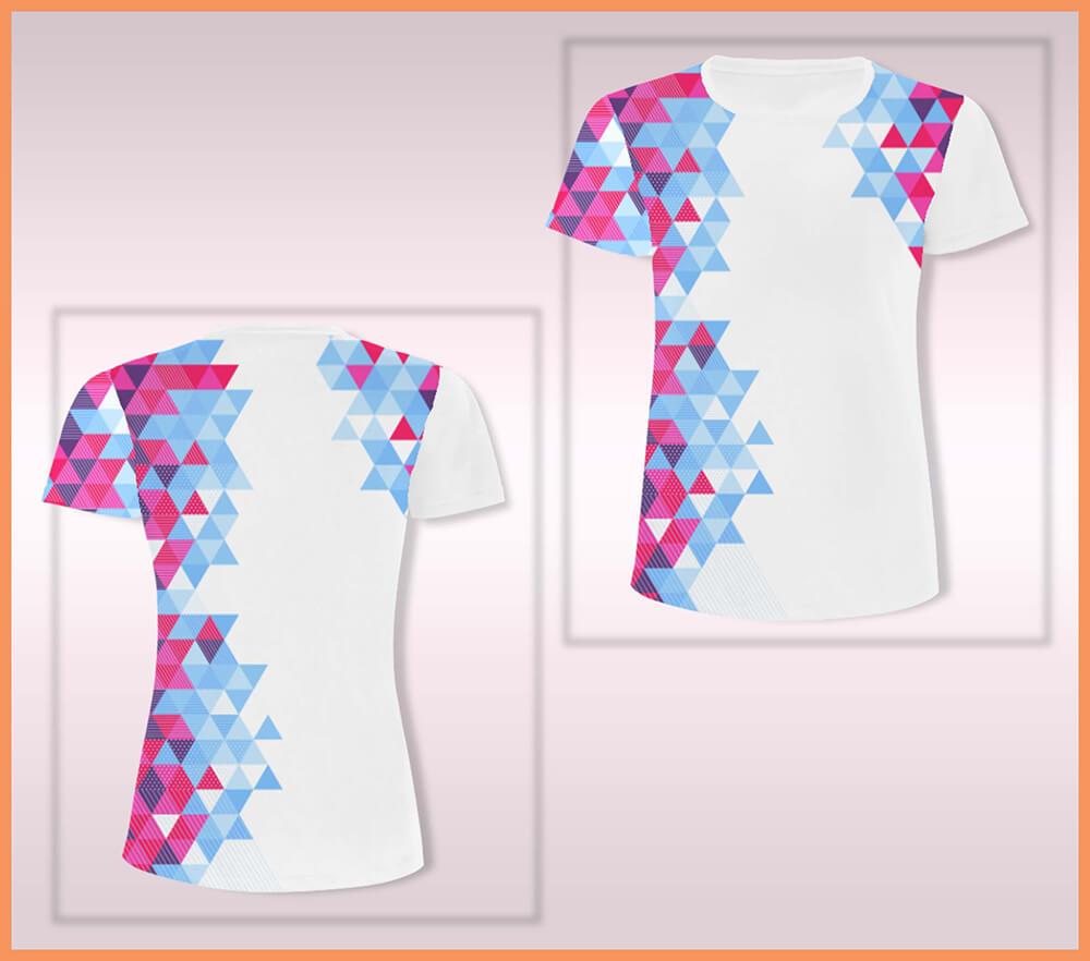 unique sportstime shirt avenir_diva pink